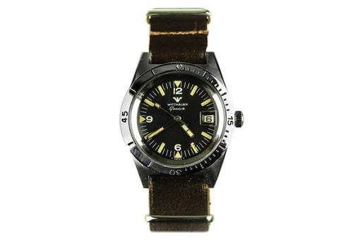 1960's Wittnauer Dive Watch