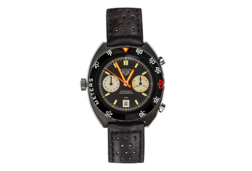 1970's Heuer Autavia 11630P Dive Watch