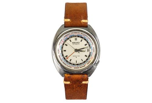 1970's Seiko World Time ref. 6117-6409