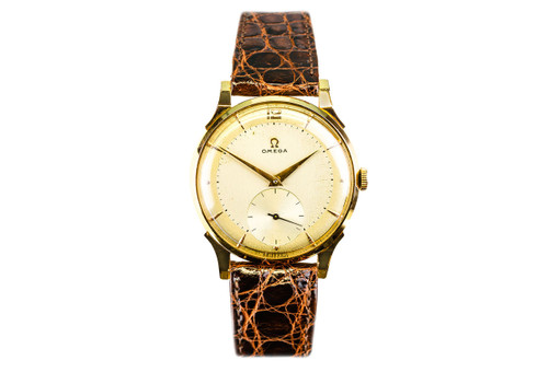 1950's 18k Omega Dress Watch