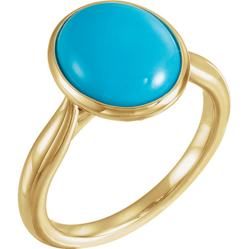 The Turquoise Ring