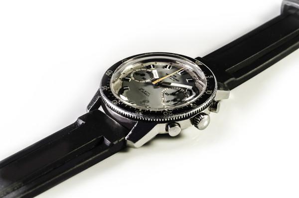 1966 Wakmann Diver Chronograph
