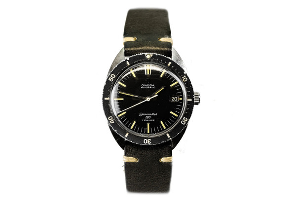 1968 Omega Seamaster 120 retailed by Turler