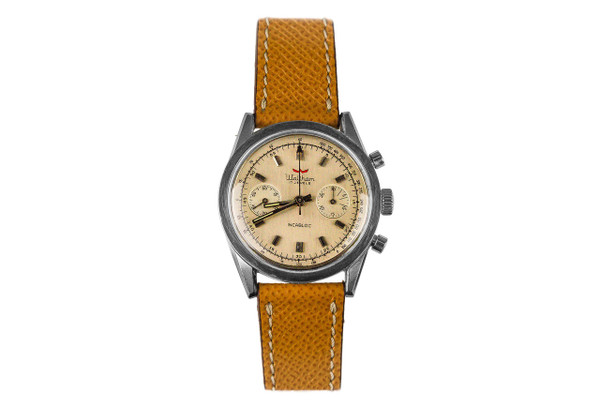 1960's Waltham Incabloc Chronograph