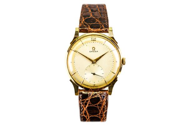 1950's 18k Omega Dress Watch