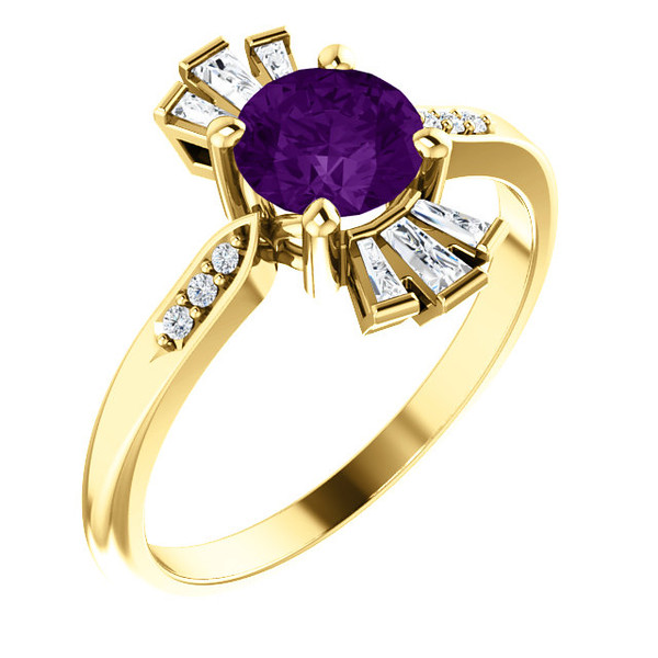 The Starlette Ring