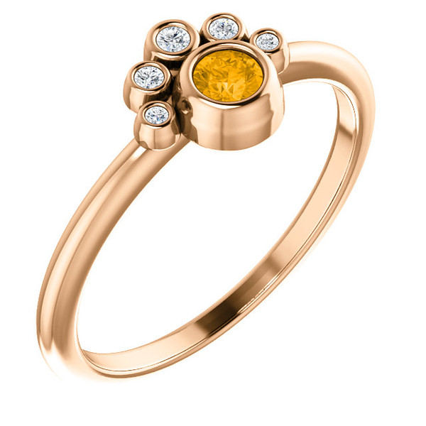 The Mimosa Ring