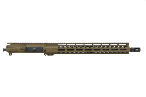 """Always Armed 16"""" 5.56 NATO Upper Receiver with 15"""" Hand-Guard"""