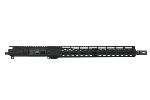 "Always Armed 16"" 556 NATO Upper Receiver - Black"