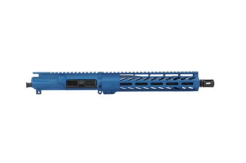 "Blue Always Armed 10.5"" 5.56 NATO Upper Receiver"