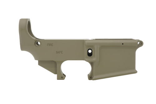 Always Armed 80% Lower Receiver - Magpul FDE