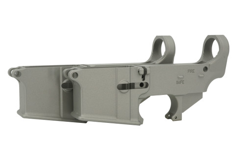 Always Armed 80% Lower Receiver 2 Pack - Titanium