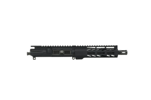 """Always Armed 7.5"""" 5.56 NATO Upper Receiver - Black Anodized"""