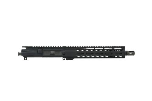 """Always Armed 10.5"""" 7.62X39 Upper Receiver - Black Anodized"""