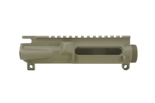 ALWAYS ARMED MIL-SPEC AR15 STRIPPED UPPER RECEIVER  - MAGPUL FDE