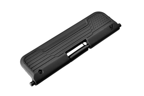 STRIKE INDUSTRIES AR ENHANCED ULTIMATE DUST COVER -  223 BLACK FLAG VER2