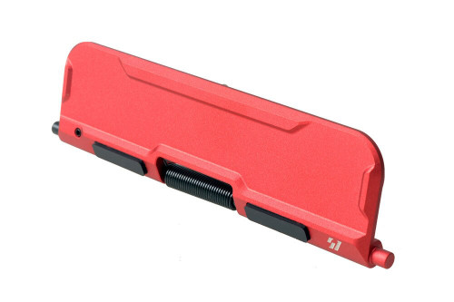 STRIKE INDUSTRIES BILLET ULTIMATE DUST COVER -  RED