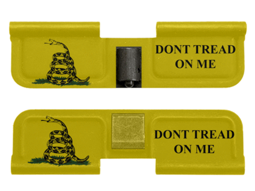 DON'T TREAD ON ME - EJECTION PORT DUST COVER