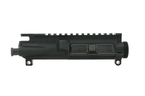 ALWAYS ARMED UPPER RECEIVER WITH DUST COVER & FORWARD ASSIST - BLACK