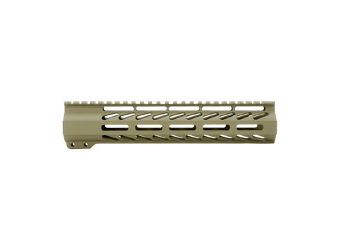 "ALWAYS ARMED 10"" M-LOK HAND GUARD - MAGPUL FDE"