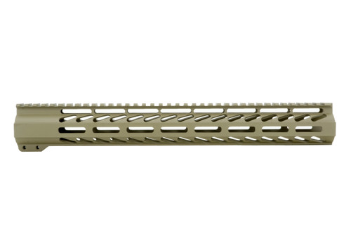 "ALWAYS ARMED 15"" M-LOK HAND GUARD - MAGPUL FDE"