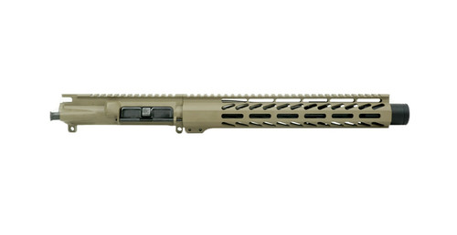 "ALWAYS ARMED 10.5"" 5.56 NATO FLASH CAN UPPER RECEIVER - MAGPUL FDE"