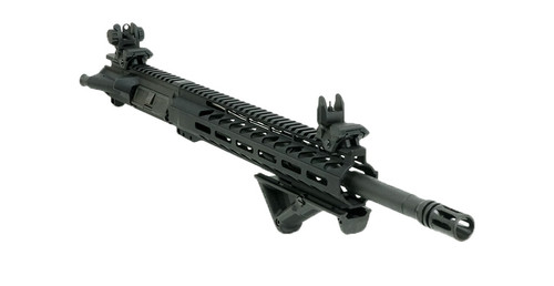 """ALWAYS ARMED 16"""" 5.56 NATO UPPER RECEIVER WITH 12"""" M-LOK RAIL"""