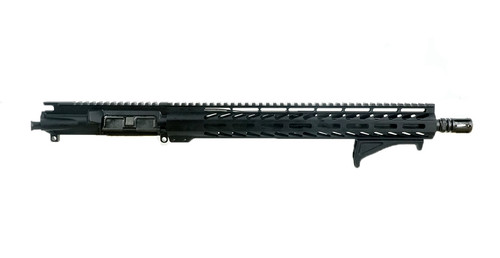 """ALWAYS ARMED 16"""" 5.56 NATO UPPER RECEIVER WITH MAGPUL AFG"""
