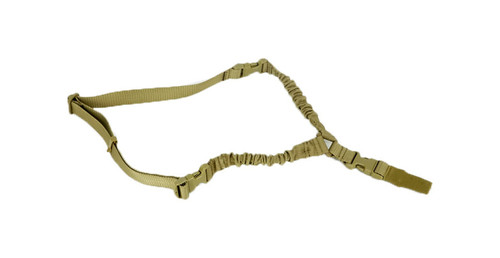 Shooter's Gate Single Point Sling - Tan