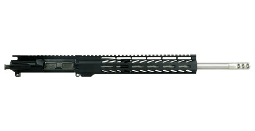 """16"""" .300 Blackout Upper Receiver with Stainless Steel Barrel   AR15"""