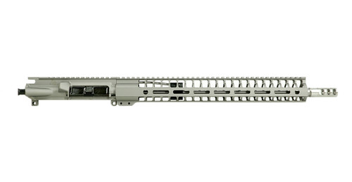 AR15 Upper Receiver with 416R Stainless Steel Barrel and AXE Brake