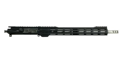 AR15 Upper Receiver | Hard Coat Black Anodized