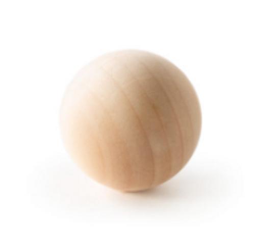 """3/4"""" Maplewood Round Balls"""