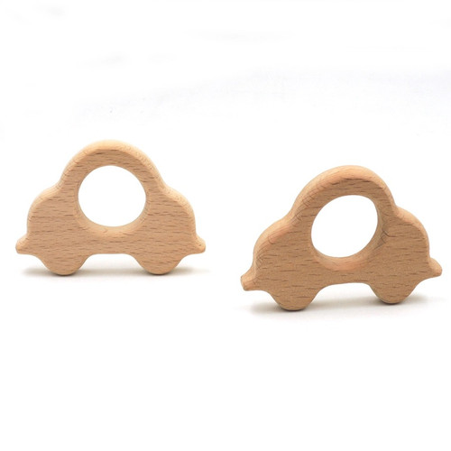 Wooden Car Teether