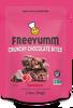 FreeYumm Crispy Chocolate Bites - Raspberry