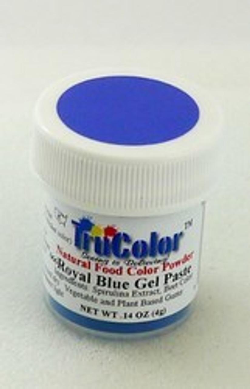 TruColor Natural Food Colouring - Royal Blue