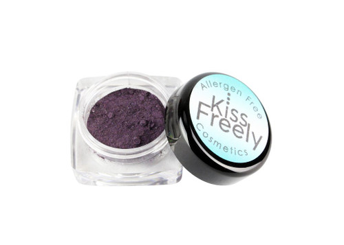 Kiss Freely Eye Shadow - Dark Purple