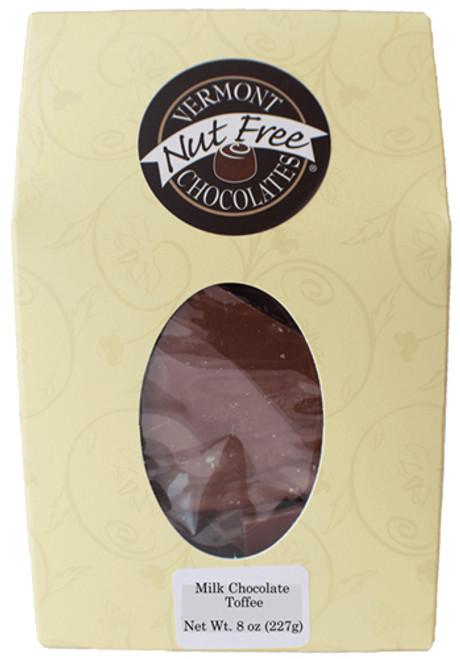 Vermont Nut Free Toffee Crunch Bark