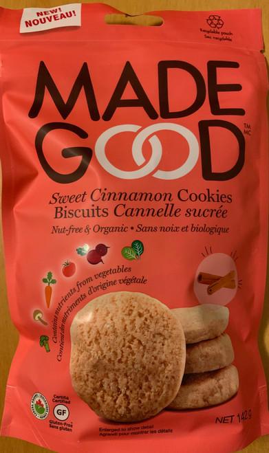 Made Good Sweet Cinnamon Cookies