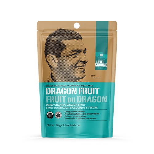 Level Ground Dried Dragon Fruit