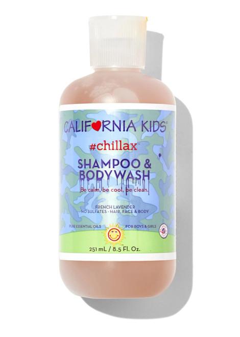 California Kids Chillax Shampoo & Bodywash