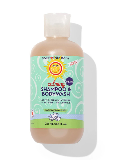 California Baby Calming Shampoo & Bodywash
