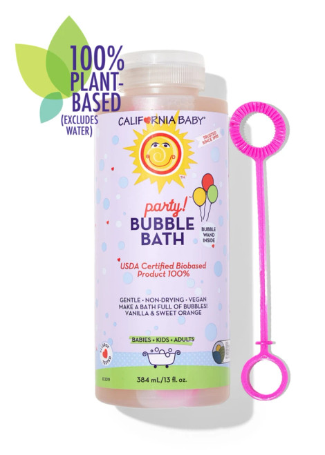 California Baby Party Bubble Bath