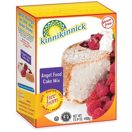 Kinnikinnick Angel Food Cake Mix