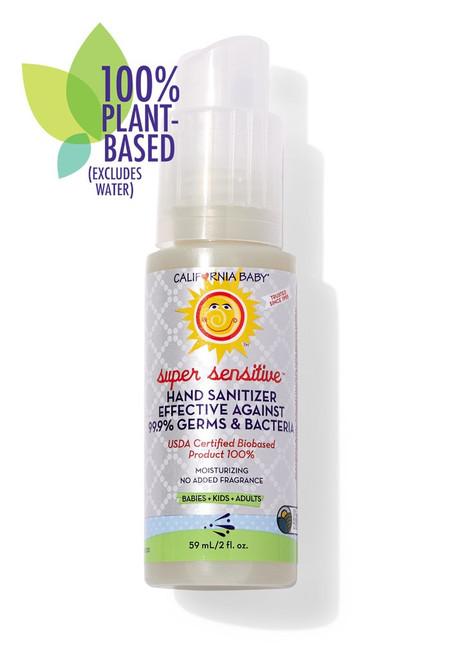 California Baby Super Sensitive Hand Sanitizer