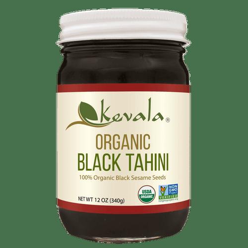 Kevala Organic Black Tahini
