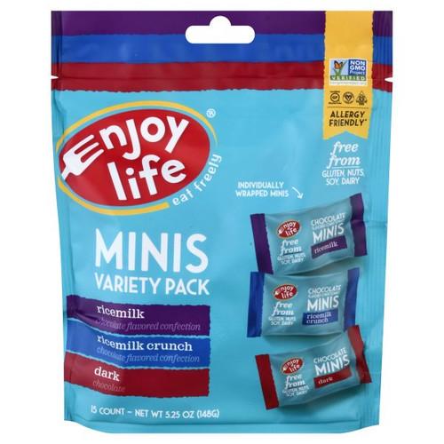 Enjoy Life Minis Variety Pack