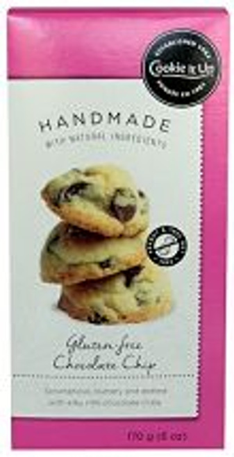 Cookie It Up Gluten Free Chocolate Chip Cookies - FINAL SALE BB AUG 29