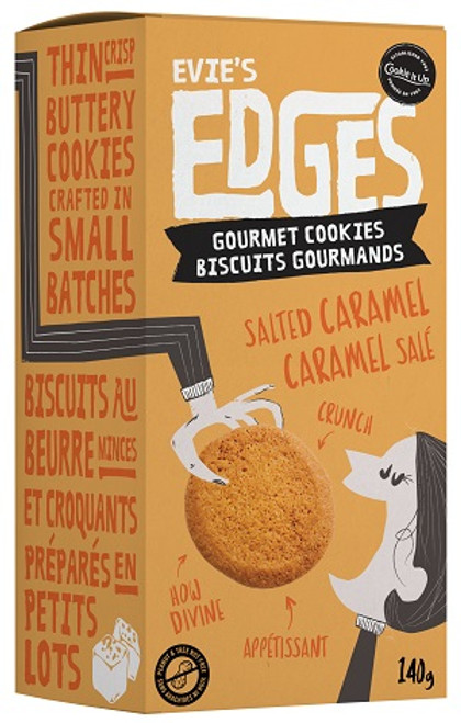 Cookie It Up Salted Caramel Edges Cookies