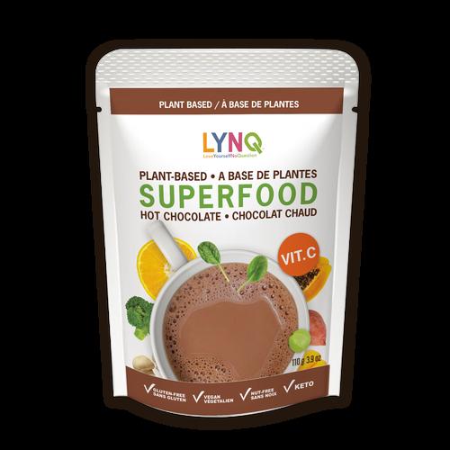 Lynq Superfood Hot Chocolate